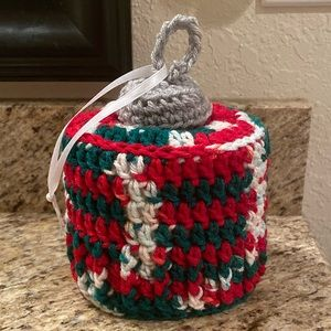 Christmas Ornament Toilet Paper R…